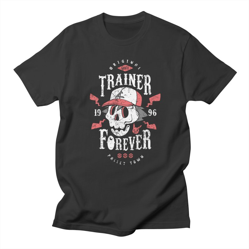 Trainer Forever Men's T-Shirt by Olipop Art & Design Shop