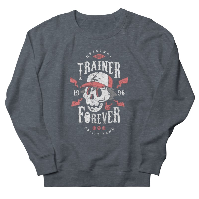 Trainer Forever Men's Sweatshirt by Olipop Art & Design Shop
