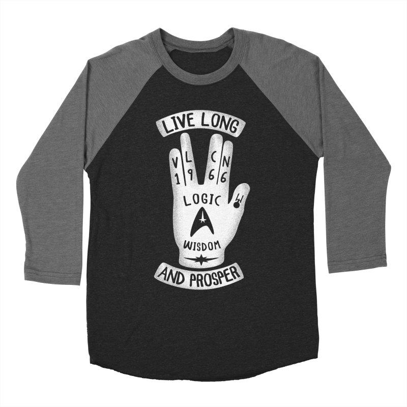 Vulcan Hand Women's Longsleeve T-Shirt by Olipop Art & Design Shop