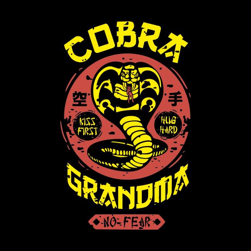 Cobra Grandma Accessories Skateboard by Olipop Art & Design Shop