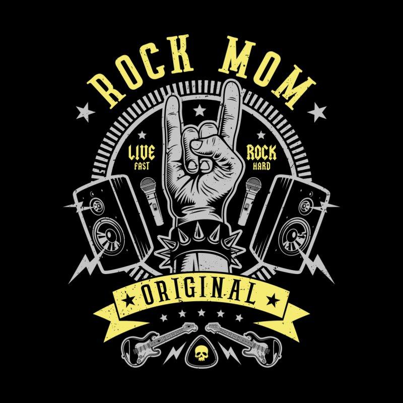 Rock Mom Accessories Skateboard by Olipop Art & Design Shop