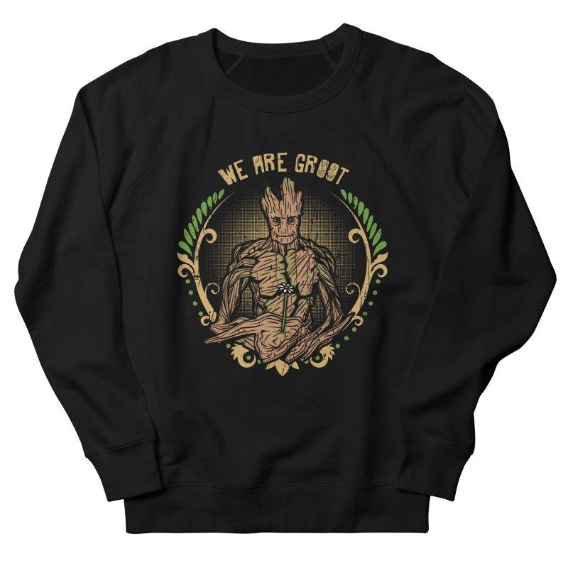 A Root for You Men's Sweatshirt by Olipop Art & Design Shop