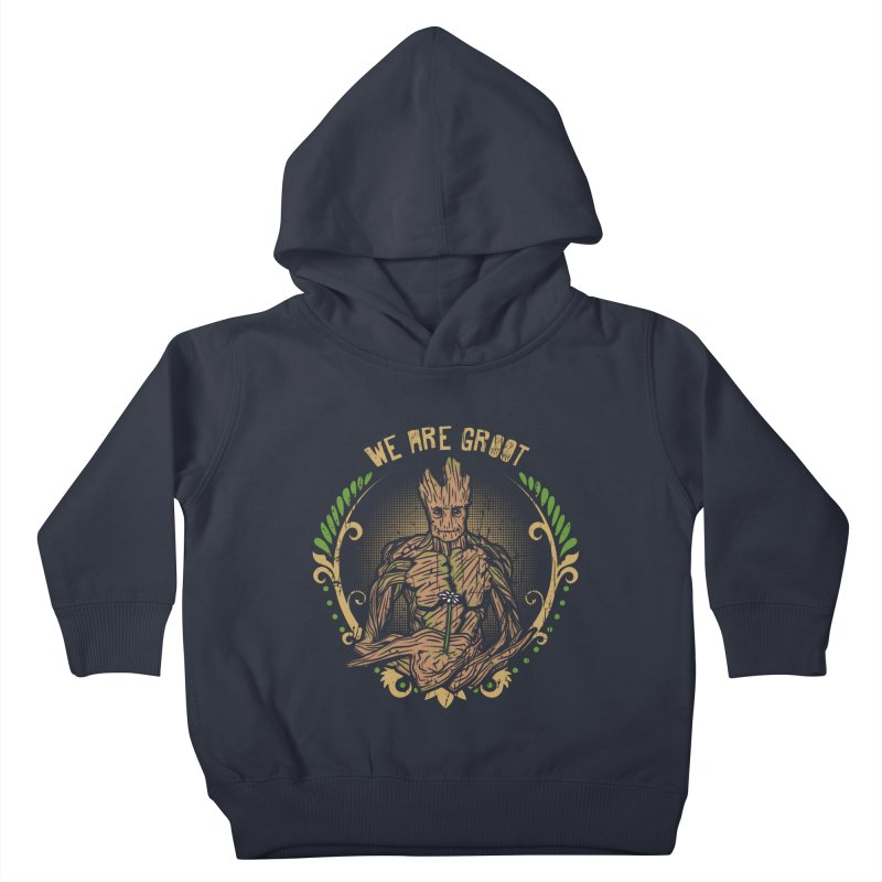 A Root for You Kids Toddler Pullover Hoody by Olipop Art & Design Shop