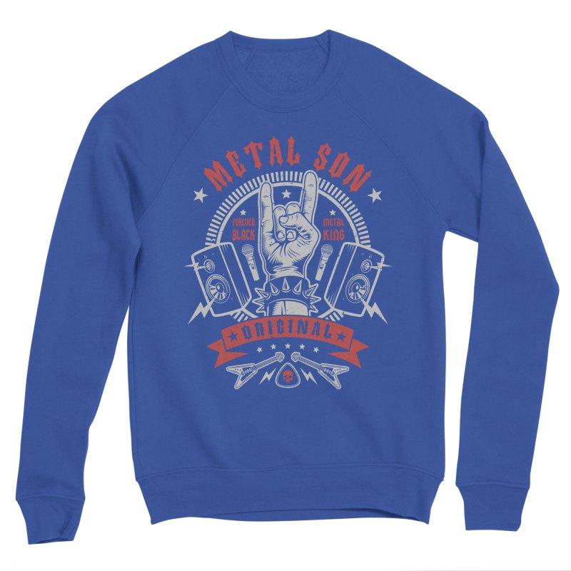Metal Son Women's Sweatshirt by Olipop Art & Design Shop