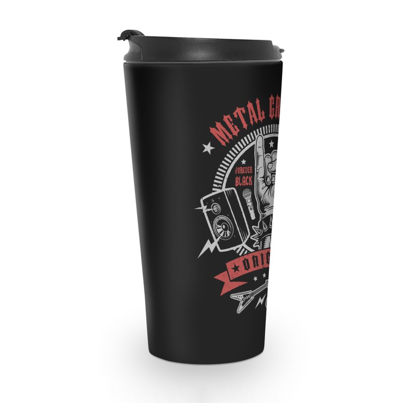 Metal Grandpa Accessories Mug by Olipop Art & Design Shop