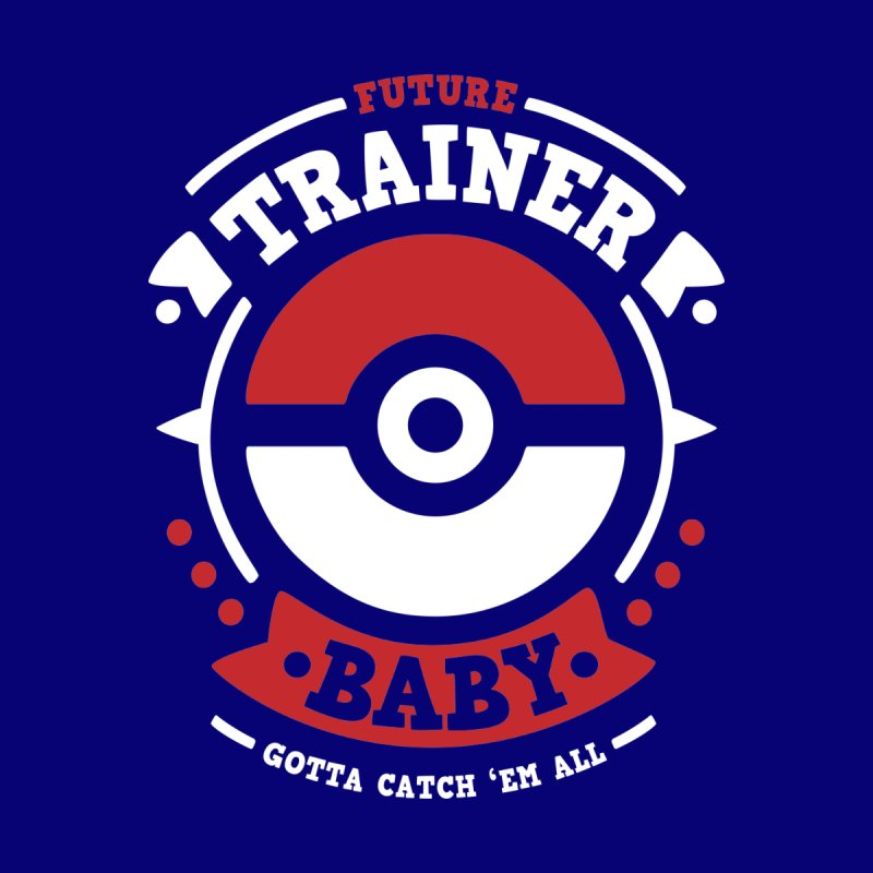 Trainer Baby Men's T-Shirt by Olipop Art & Design Shop