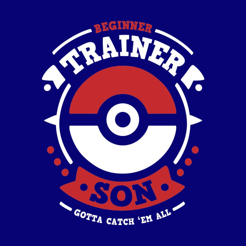 Trainer Son Men's T-Shirt by Olipop Art & Design Shop