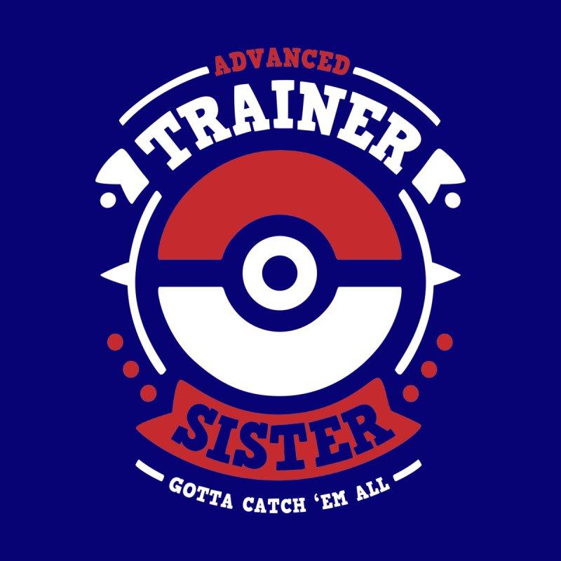 Trainer Sister Women's Longsleeve T-Shirt by Olipop Art & Design Shop