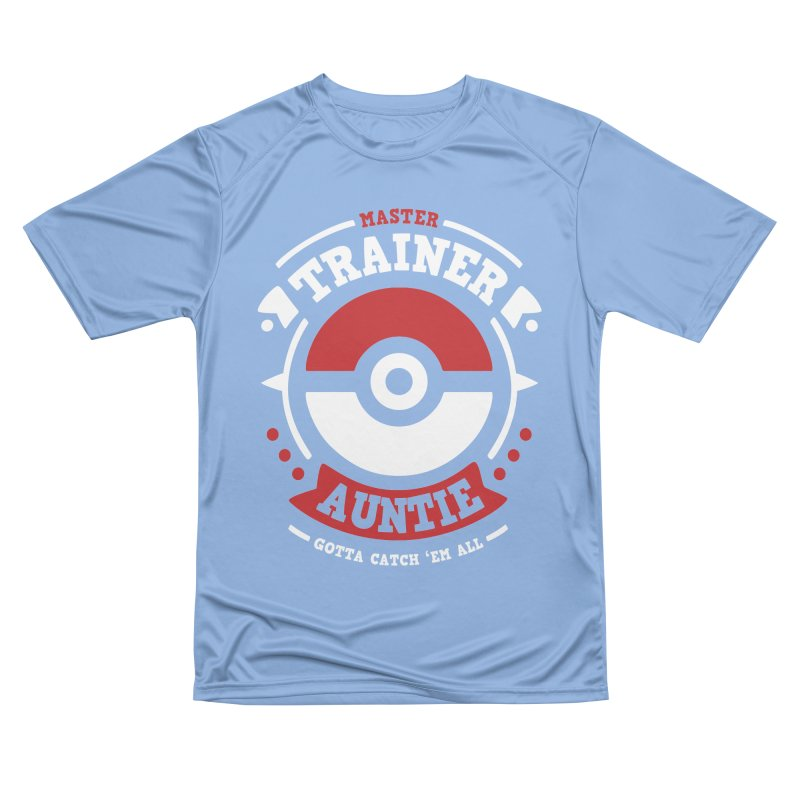 Trainer Auntie Men's T-Shirt by Olipop Art & Design Shop
