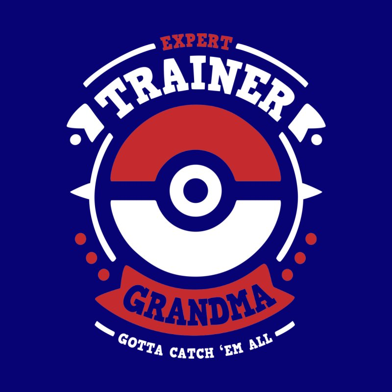 Trainer Grandma Women's Longsleeve T-Shirt by Olipop Art & Design Shop