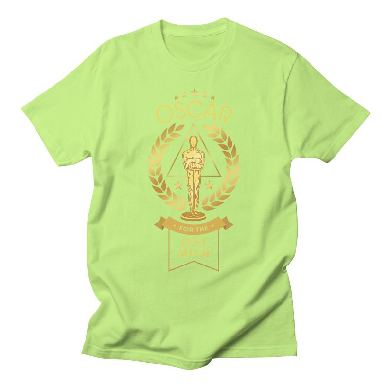 Award-Winning Mom Men's T-Shirt by Olipop Art & Design Shop