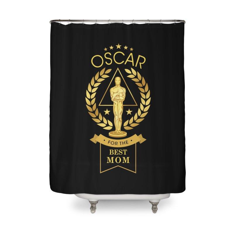 Award-Winning Mom Home Shower Curtain by Olipop Art & Design Shop