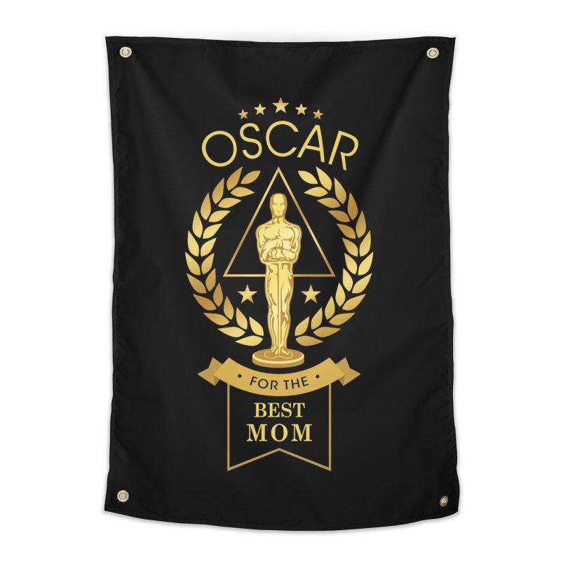 Award-Winning Mom Home Tapestry by Olipop Art & Design Shop