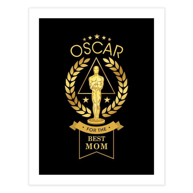 Award-Winning Mom Home Fine Art Print by Olipop Art & Design Shop