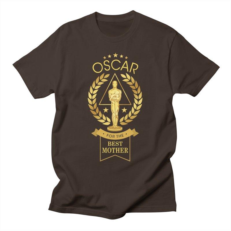 Award-Winning Mother Men's T-Shirt by Olipop Art & Design Shop