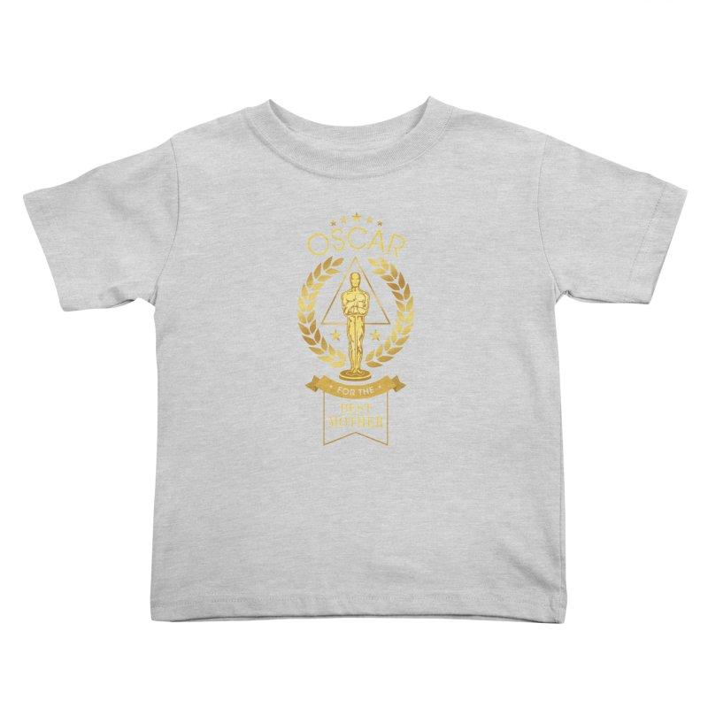 Award-Winning Mother Kids Toddler T-Shirt by Olipop Art & Design Shop