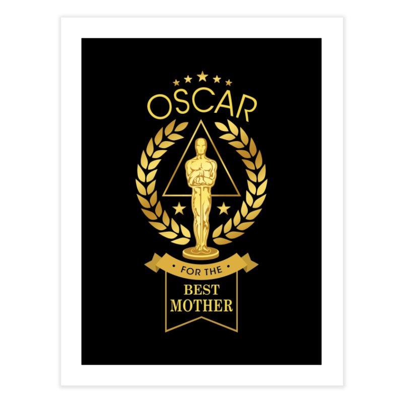 Award-Winning Mother Home Fine Art Print by Olipop Art & Design Shop
