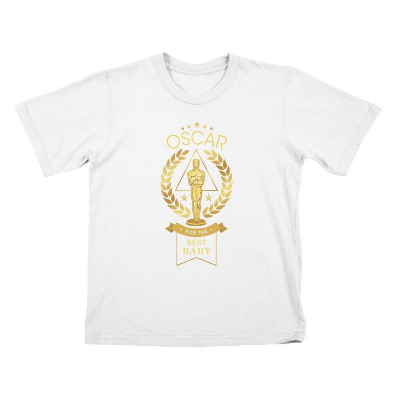 Award-Winning Baby Kids T-Shirt by Olipop Art & Design Shop