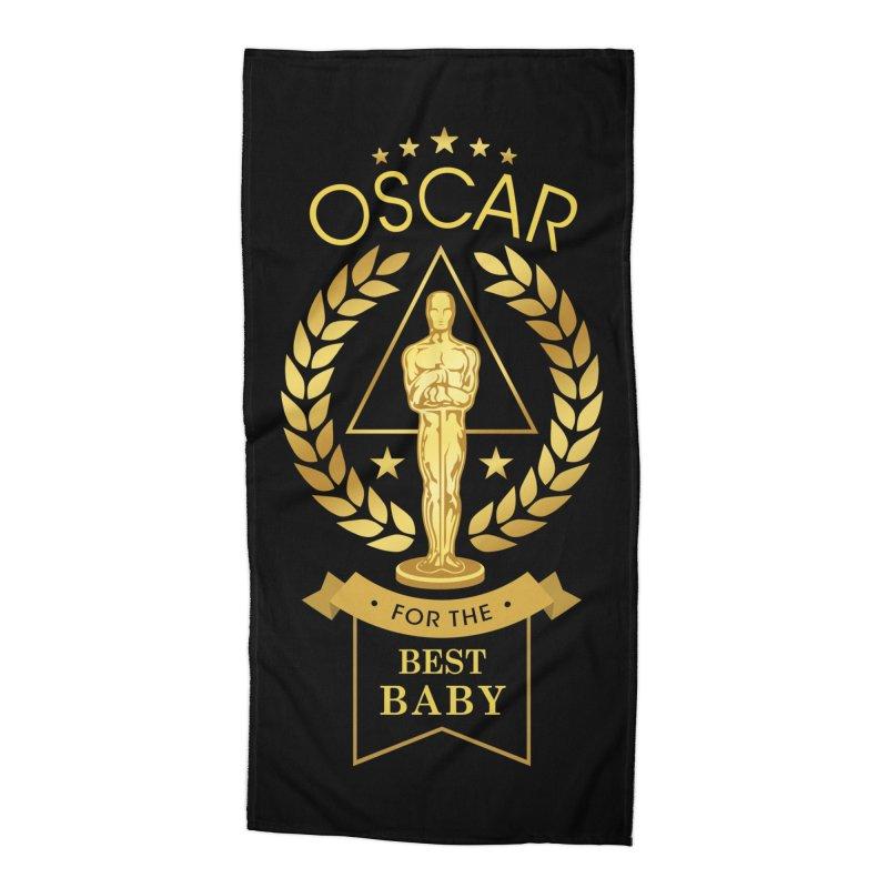 Award-Winning Baby Accessories Beach Towel by Olipop Art & Design Shop