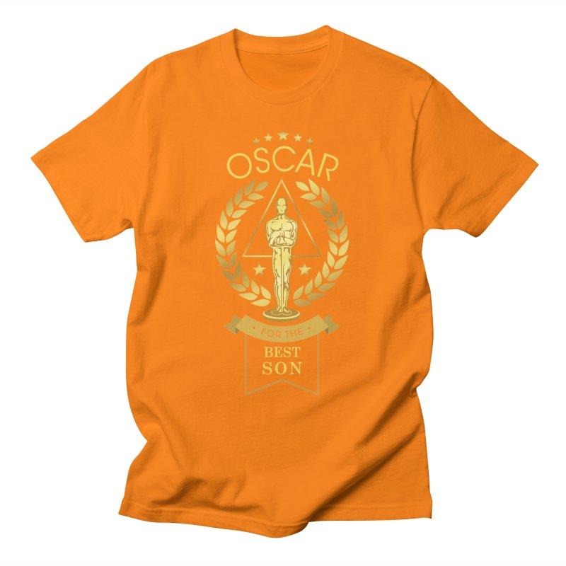 Award-Winning Son Men's T-Shirt by Olipop Art & Design Shop