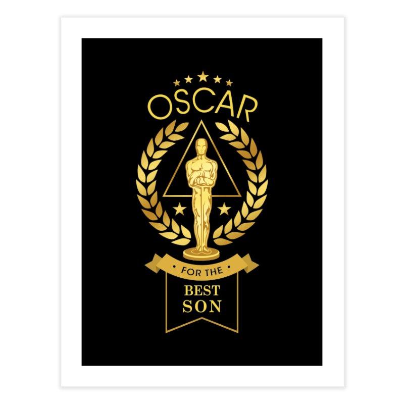 Award-Winning Son Home Fine Art Print by Olipop Art & Design Shop