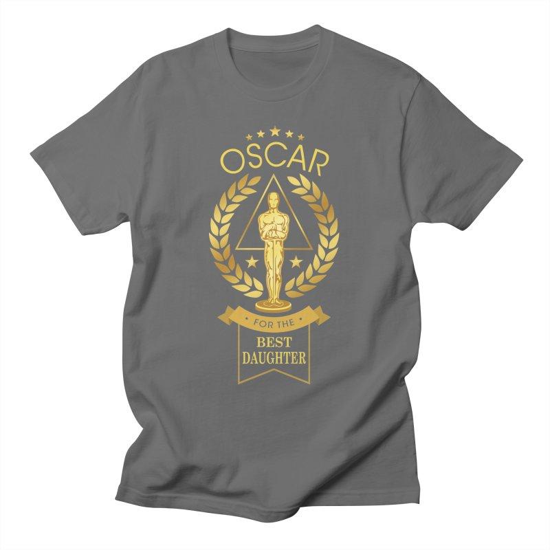 Award-Winning Daughter Men's T-Shirt by Olipop Art & Design Shop