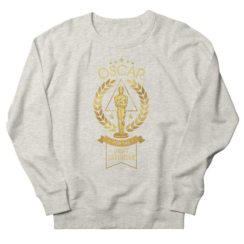 Award-Winning Daughter Women's Sweatshirt by Olipop Art & Design Shop