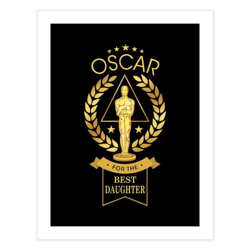 Award-Winning Daughter Home Fine Art Print by Olipop Art & Design Shop