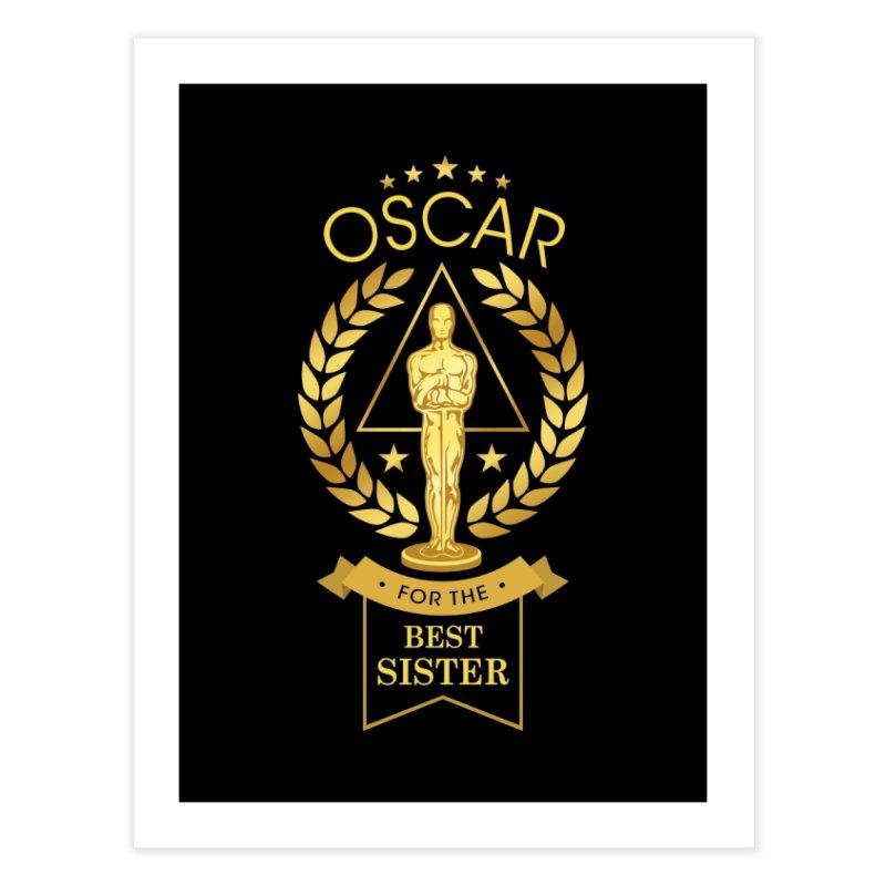 Award-Winning Sister Home Fine Art Print by Olipop Art & Design Shop
