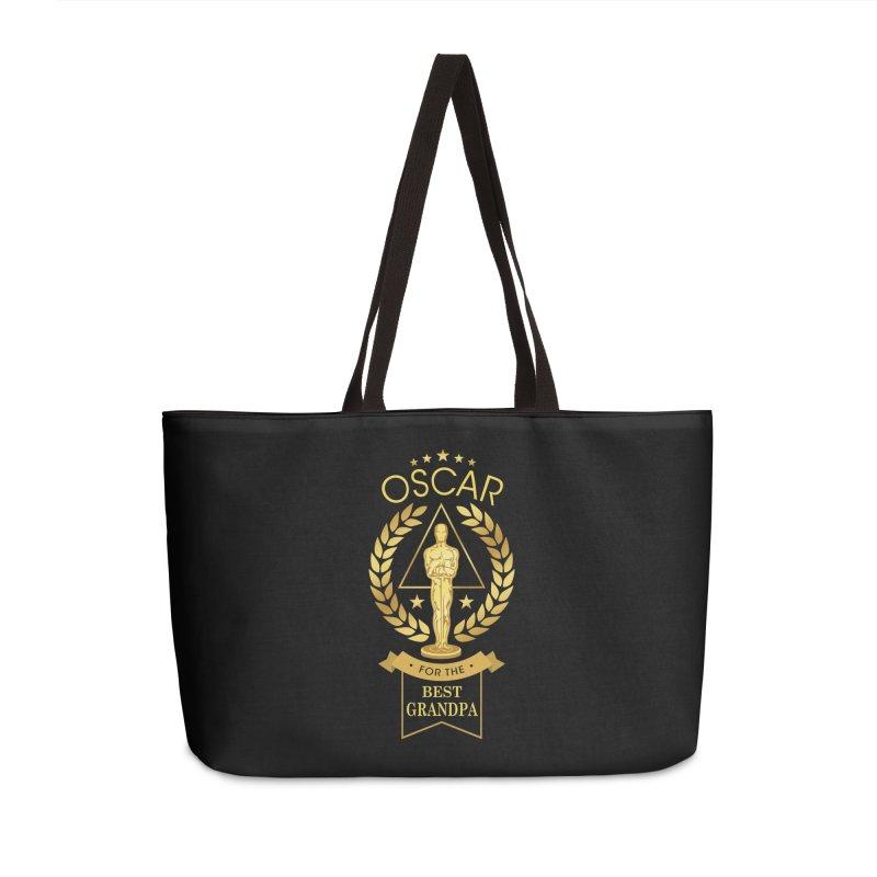 Award-Winning Grandpa Accessories Bag by Olipop Art & Design Shop