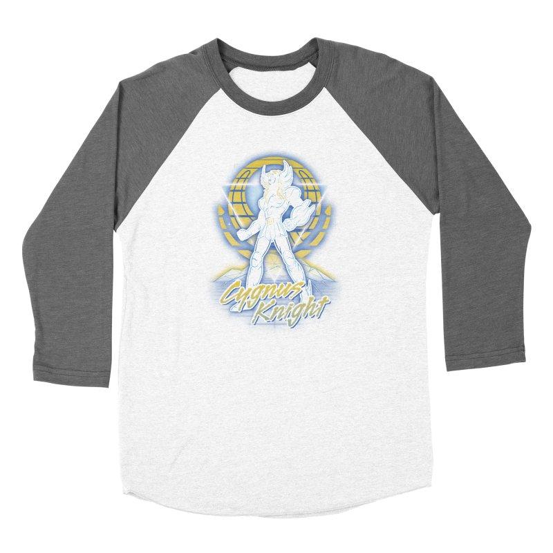 Retro Cygnus Knight Women's Longsleeve T-Shirt by Olipop Art & Design Shop