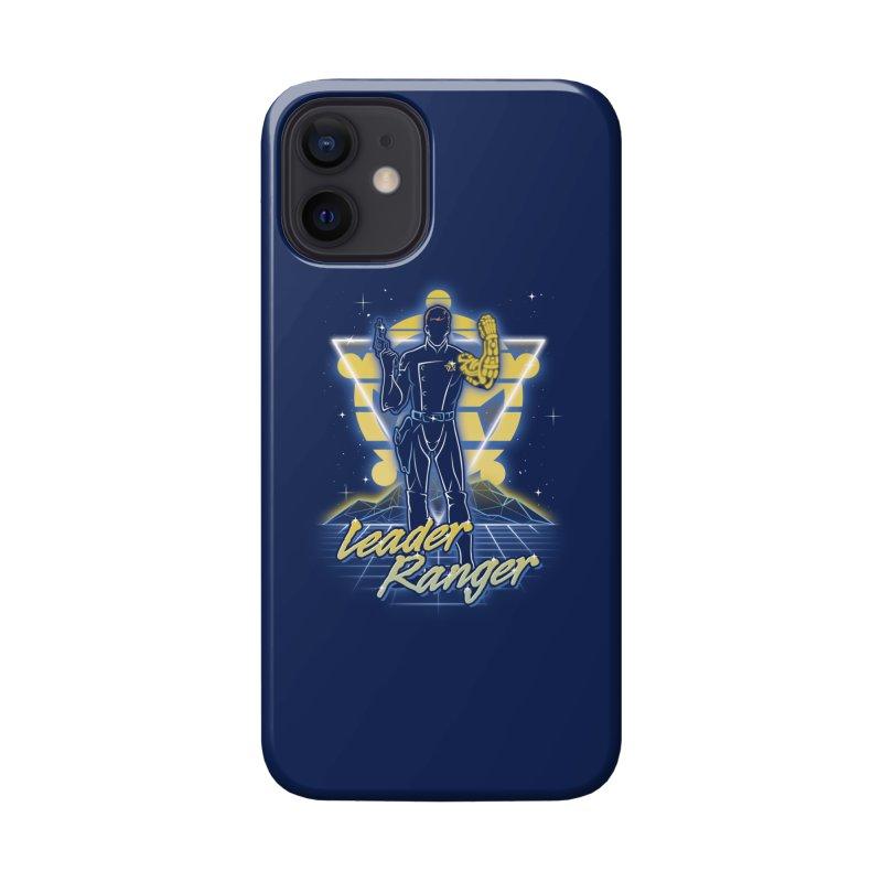 Retro Leader Ranger Accessories Phone Case by Olipop Art & Design Shop