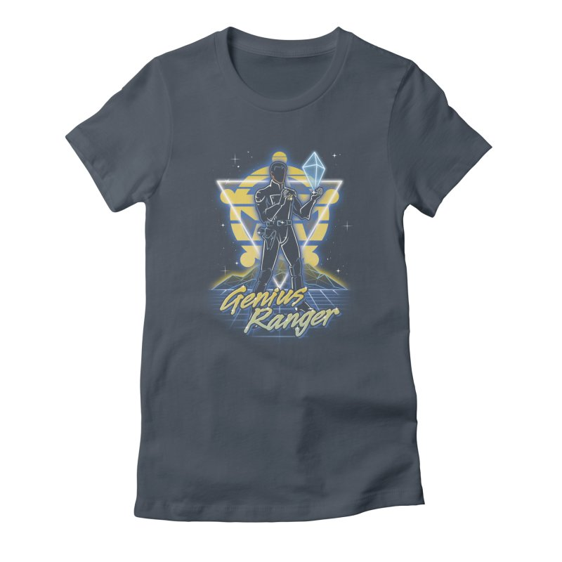 Retro Genius Soldier Women's T-Shirt by Olipop Art & Design Shop
