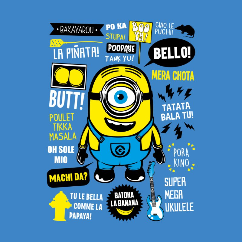 Minion Famous Quotes by Olipop Art & Design Shop