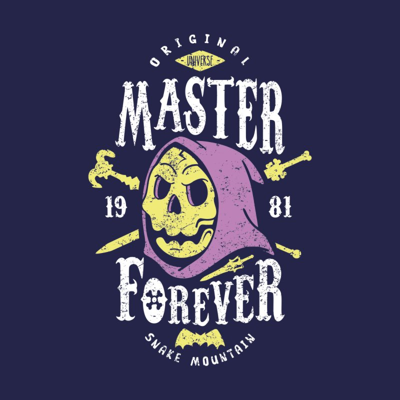 Evil Master Forever by Olipop Art & Design Shop