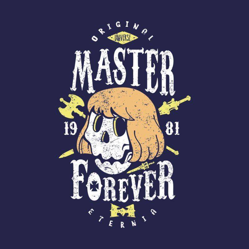 Good Master Forever by Olipop Art & Design Shop