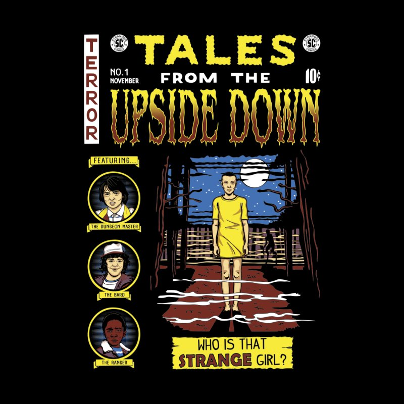 Tales from the Upside Down by Olipop Art & Design Shop