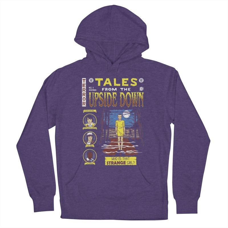Tales from the Upside Down Women's Pullover Hoody by Olipop Art & Design Shop