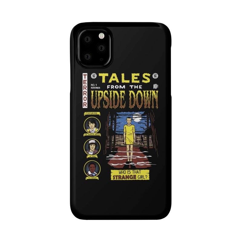 Tales from the Upside Down Accessories Phone Case by Olipop Art & Design Shop
