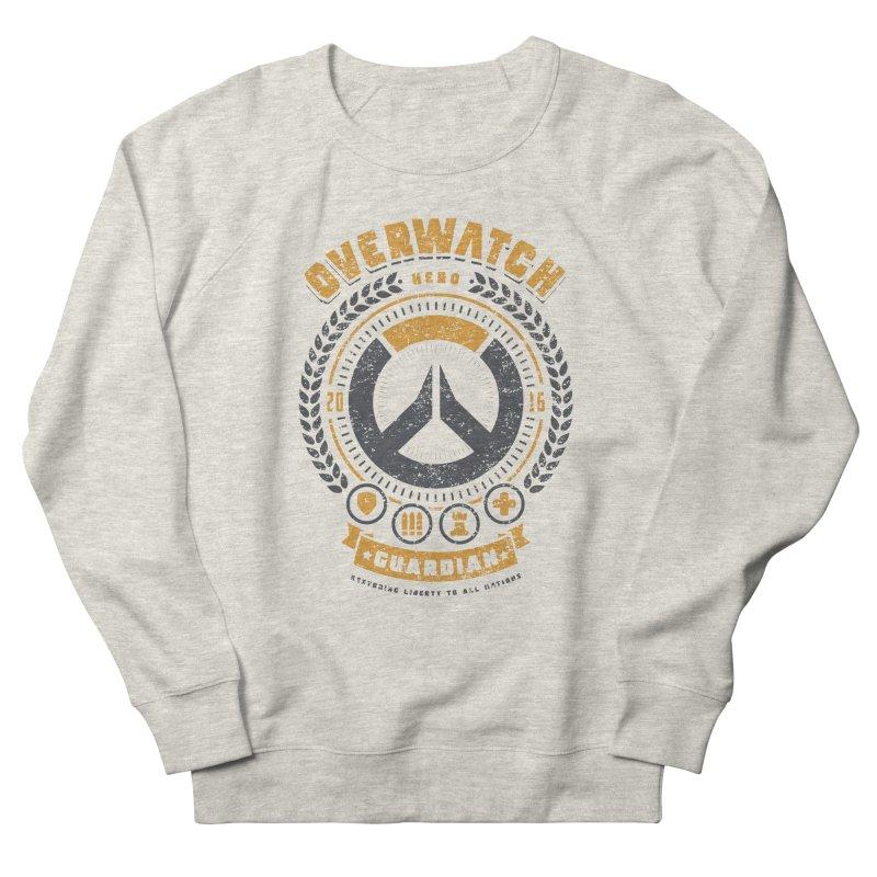 Guardian Hero Women's Sweatshirt by Olipop Art & Design Shop