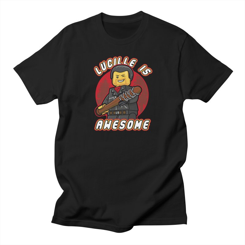 Lucille is Awesome Men's T-Shirt by Olipop Art & Design Shop