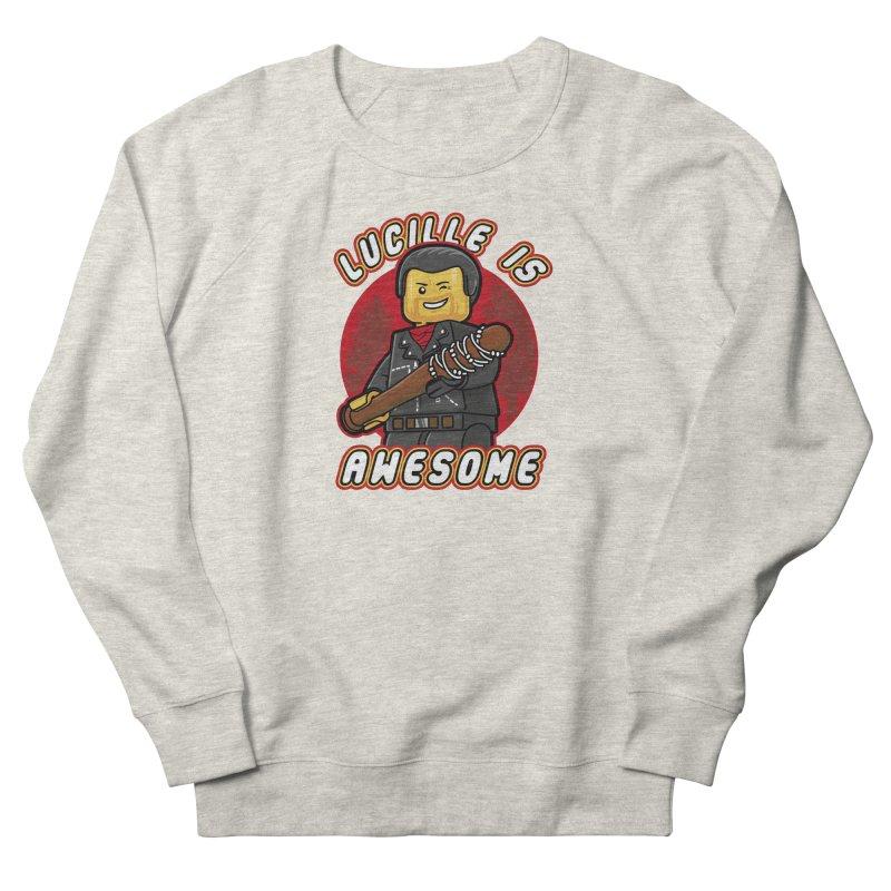 Lucille is Awesome Women's Sweatshirt by Olipop Art & Design Shop