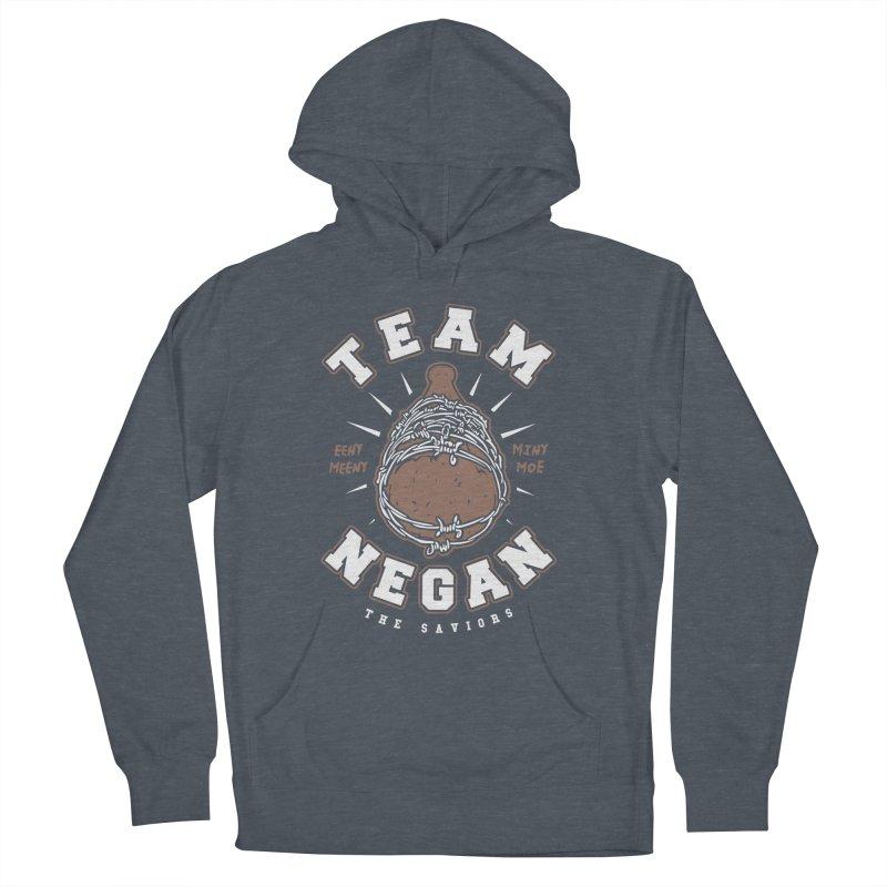 Team Negan Women's Pullover Hoody by Olipop Art & Design Shop