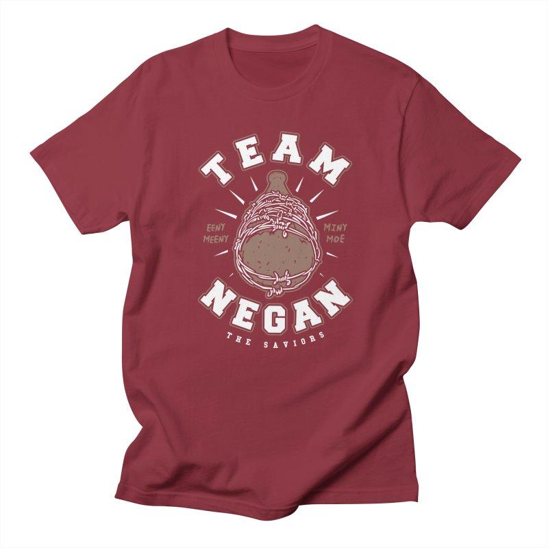Team Negan Women's Regular Unisex T-Shirt by Olipop Art & Design Shop