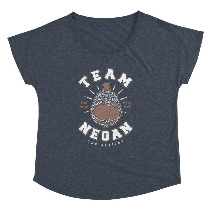 Team Negan Women's Dolman by Olipop Art & Design Shop