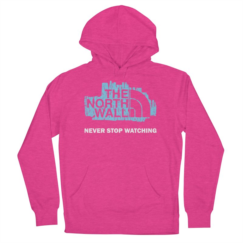 The North Wall Women's Pullover Hoody by Olipop Art & Design Shop