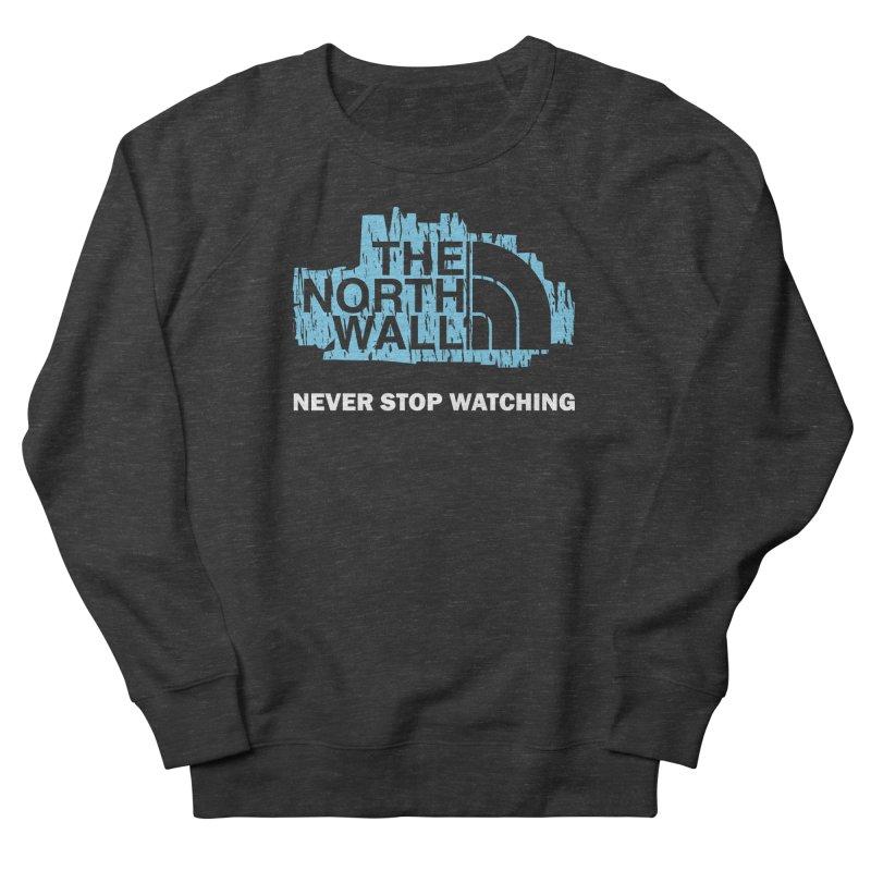 The North Wall Women's Sweatshirt by Olipop Art & Design Shop