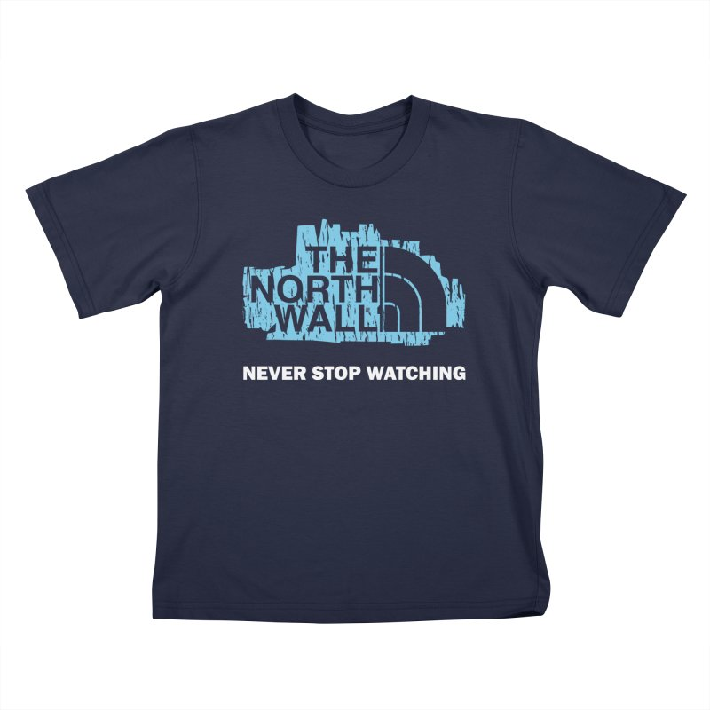 The North Wall Kids T-Shirt by Olipop Art & Design Shop