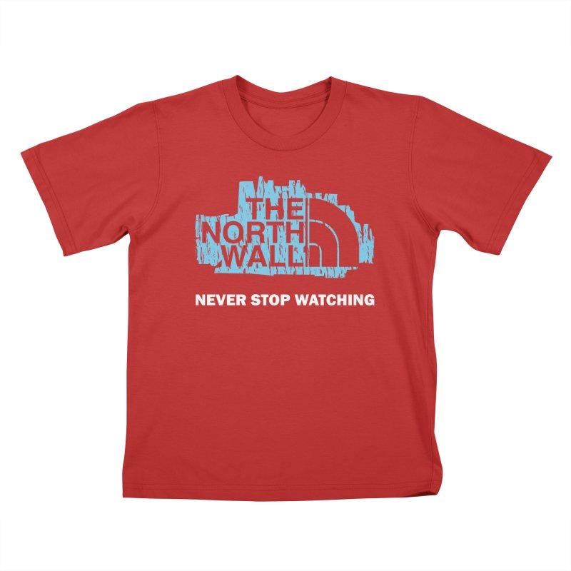 The North Wall Kids T-Shirt by Olipop Art & Design Shop