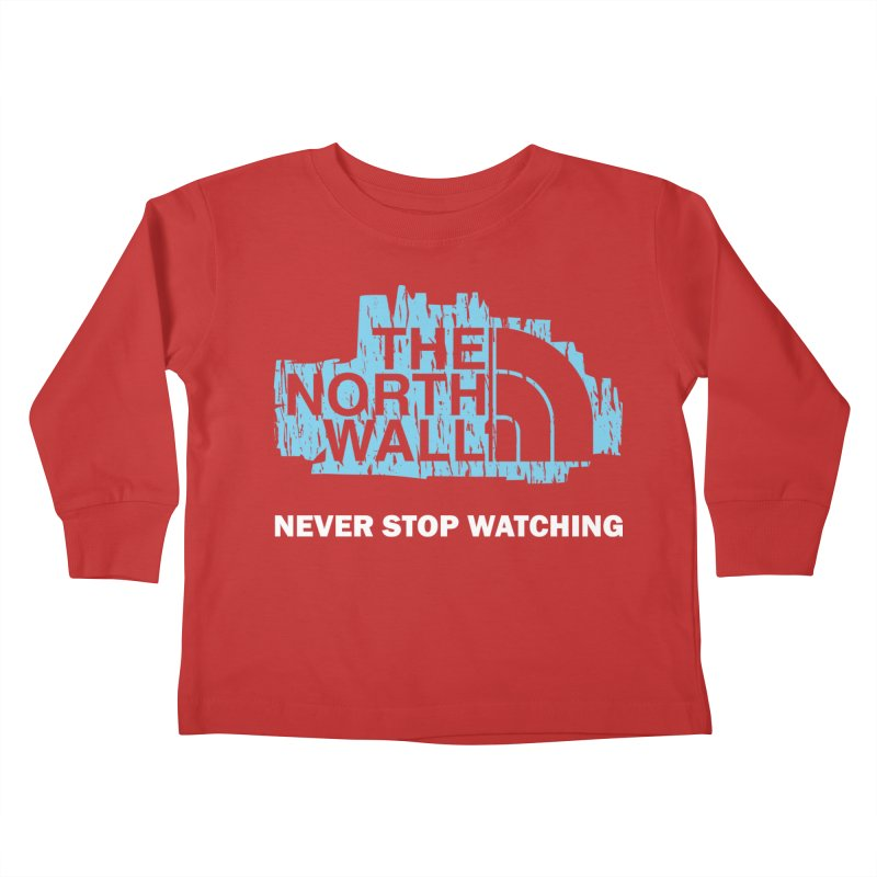 The North Wall Kids Toddler Longsleeve T-Shirt by Olipop Art & Design Shop